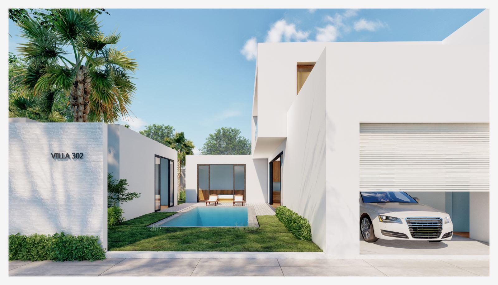 Villa 302